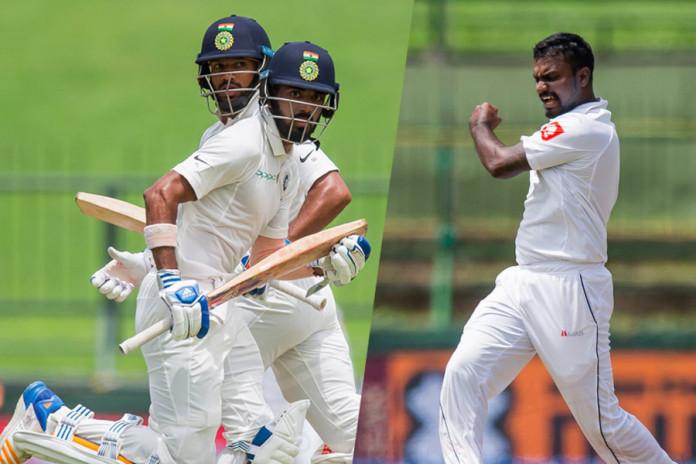 India vs Sri Lanka, 3rd test - Day 01