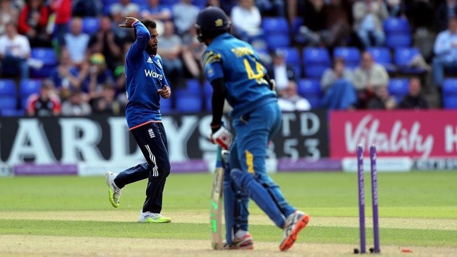 SL vs Eng ODI 5