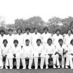 Sri lanka 1975 Cricket Team
