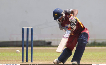 Under 23 T20 Tournament - Semi Finals - NCC vs SSC