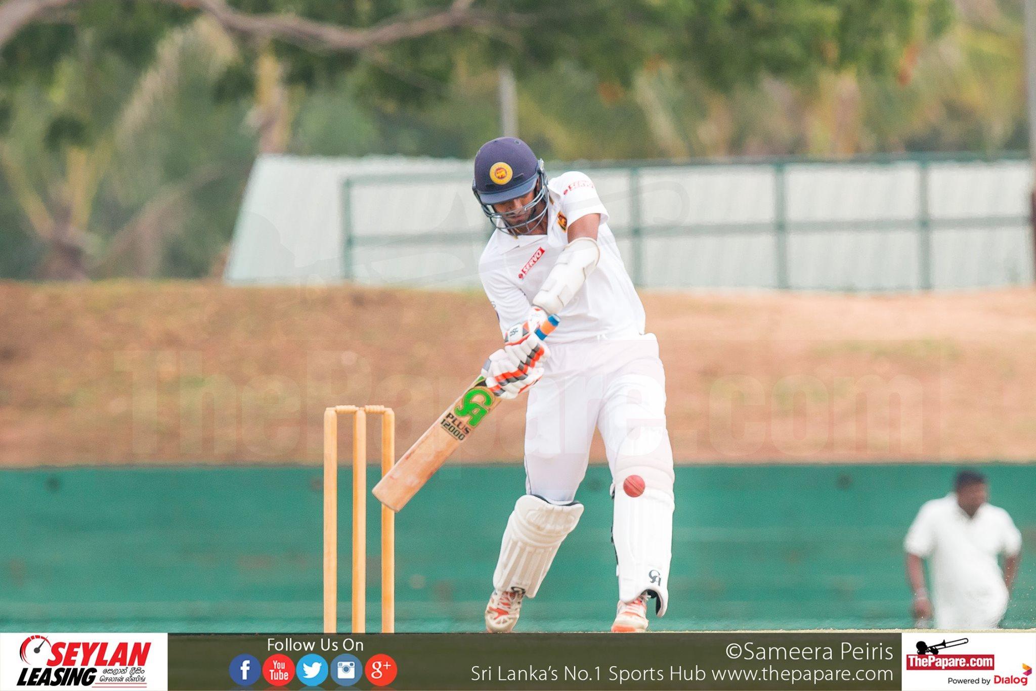 Sri Lanka 'A' vs West Indies 'A' - 3rd Test (Day 04)