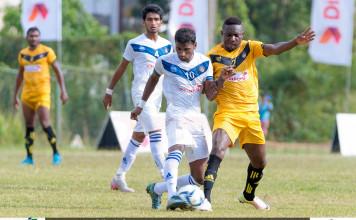 Colombo FC v Navy SC