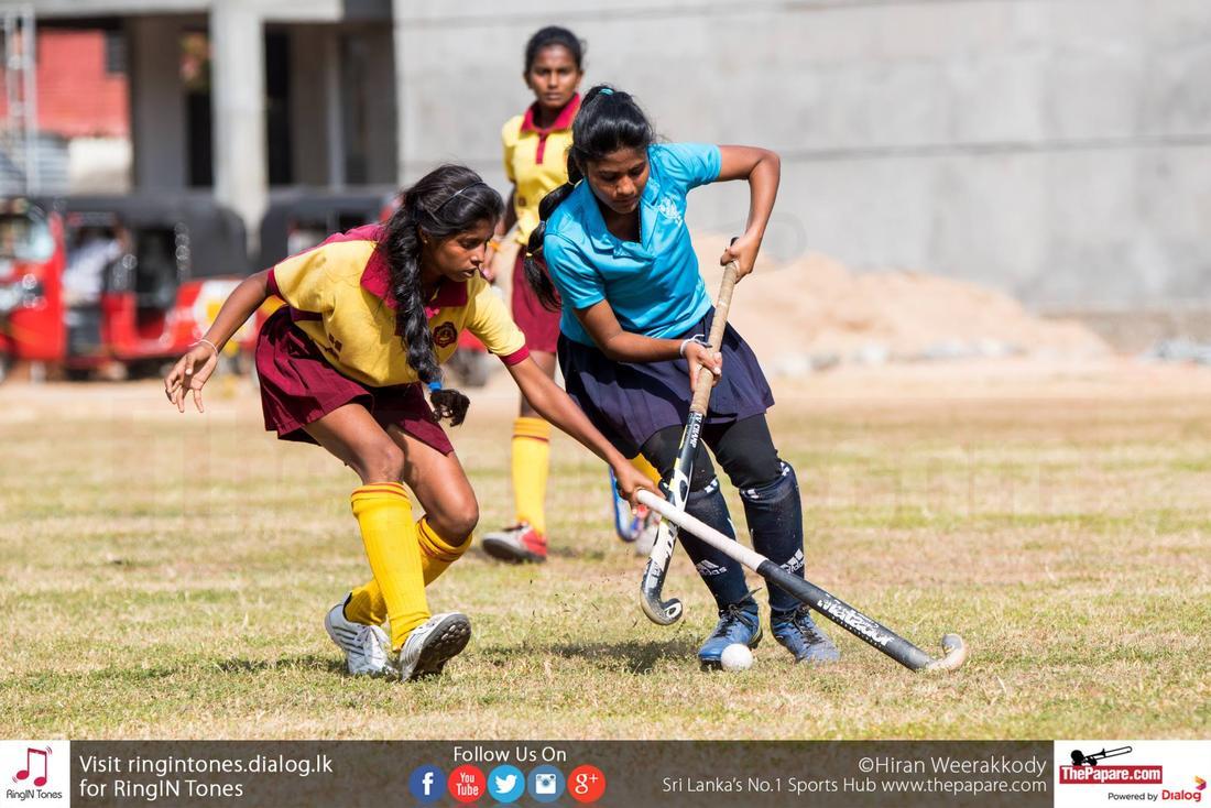 All Island schools games – Hockey (Day 1)