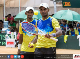 Sri Lanka to host Davis Cup