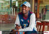 Minod Bhanuka: A cricket crazy kid, playing with the stars