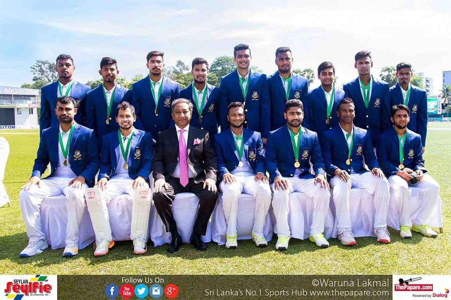Cricketry - Bangladesh's finest day of Cricket against Sri Lanka