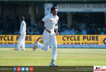 Dushmantha Chameera sidelined for four months