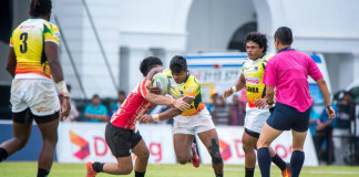 Asia Rugby 7s 3rd leg 2016 - Day 1