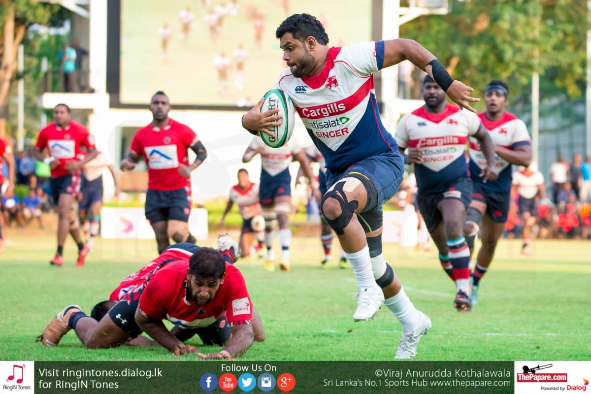 Ranjan's hat-trick over powers CR&FC's late surge