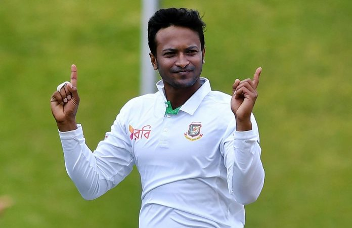 Bangladesh appoint Shakib as Test captain