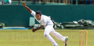 Sri lanka A team v Durham