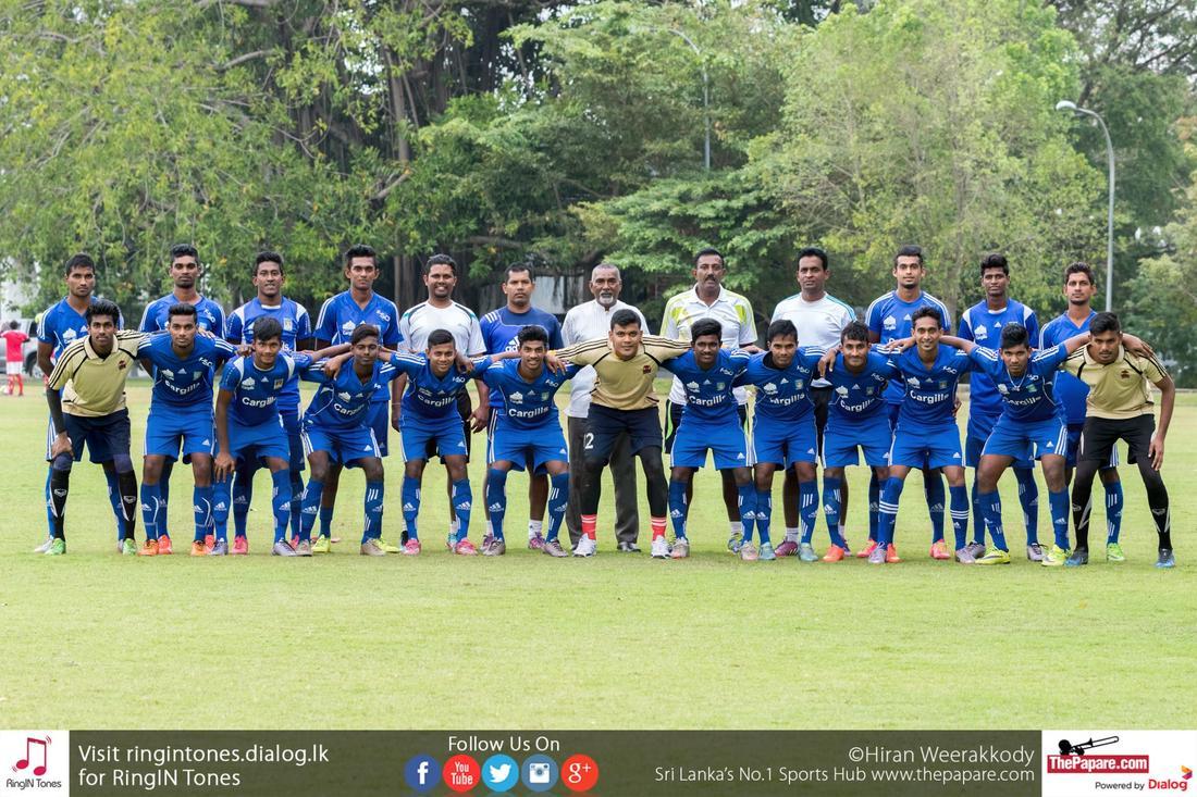 National Football Team – SAG 2016