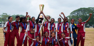 U19 All-Island Girls Cricket Final - Anula v Devapathiraja