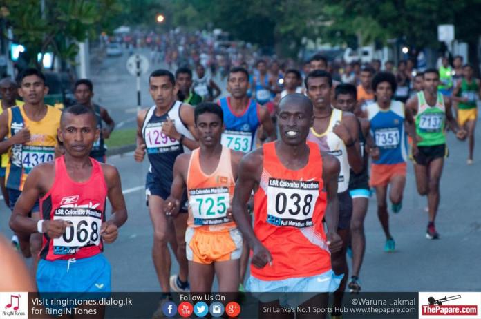 Colombo Marathon 2016