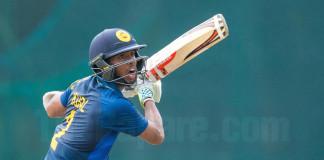 U23 Cricket - Kusal Mendis 140*