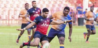 Army SC Vs. CR & FC – Dialog Rugby League 2017/18 | #Match29