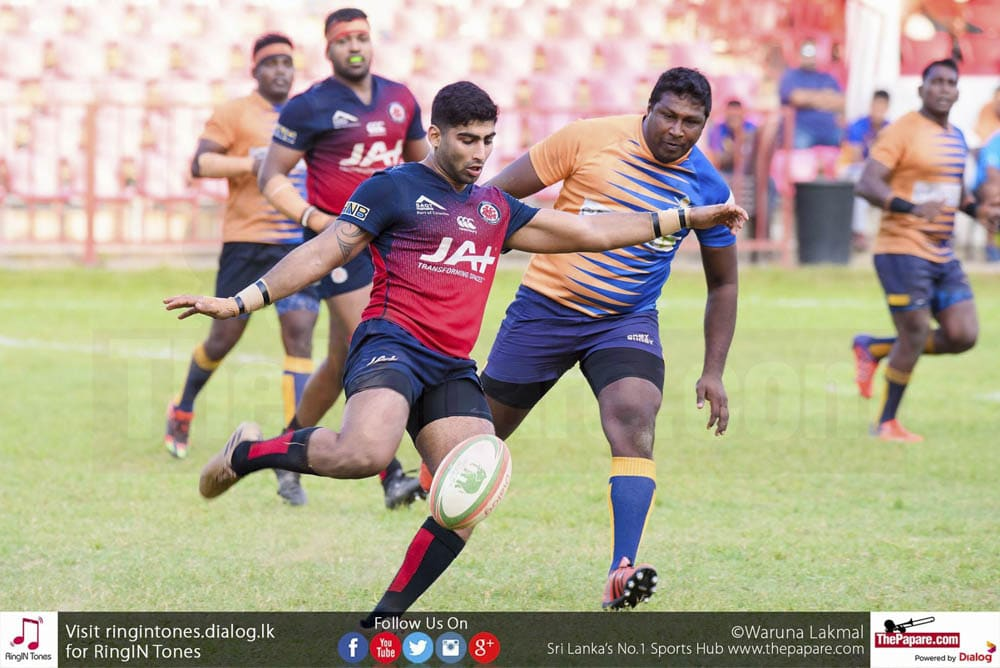 Army SC Vs. CR & FC – Dialog Rugby League 2017/18   #Match29