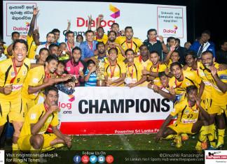 DCL - Final Colombo FC v Army SC