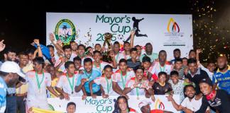 mayor's cup final