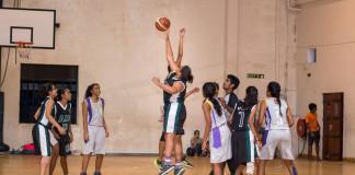 Inter International Basketball Championhsip 2015 - AIS vs BSC (Girls)