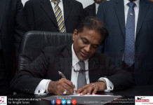 Sumathipala assumes duties as the President of the Asian Cricket Council