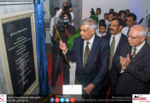 "March 2016 has been a good month for Royal,"" Hon. Ranil Wickramasinghe"