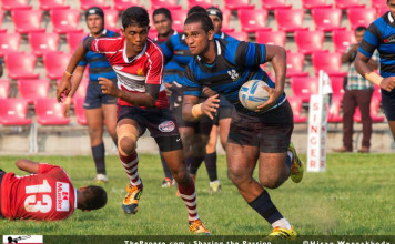 S.Thomas' College v Science College (School Rugby 2015)