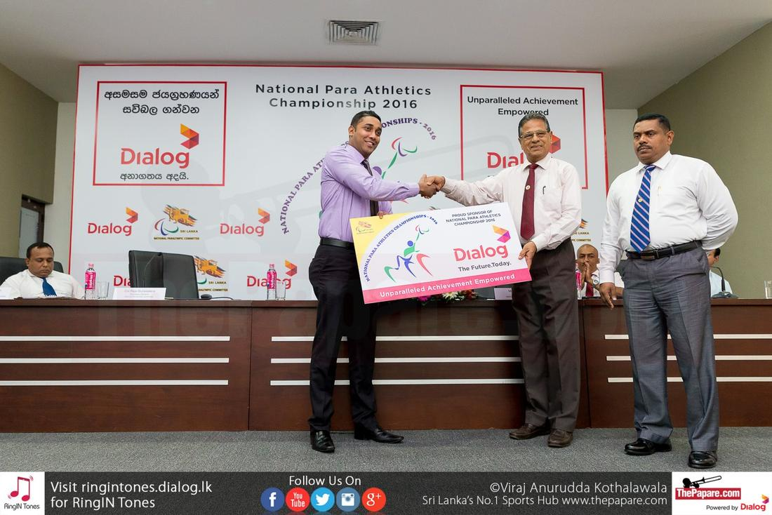 Dialog is the main sponsor