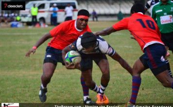 Kingswood College vs St.Josep's College (Cup Championship)