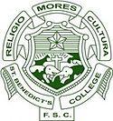 st benedicts college
