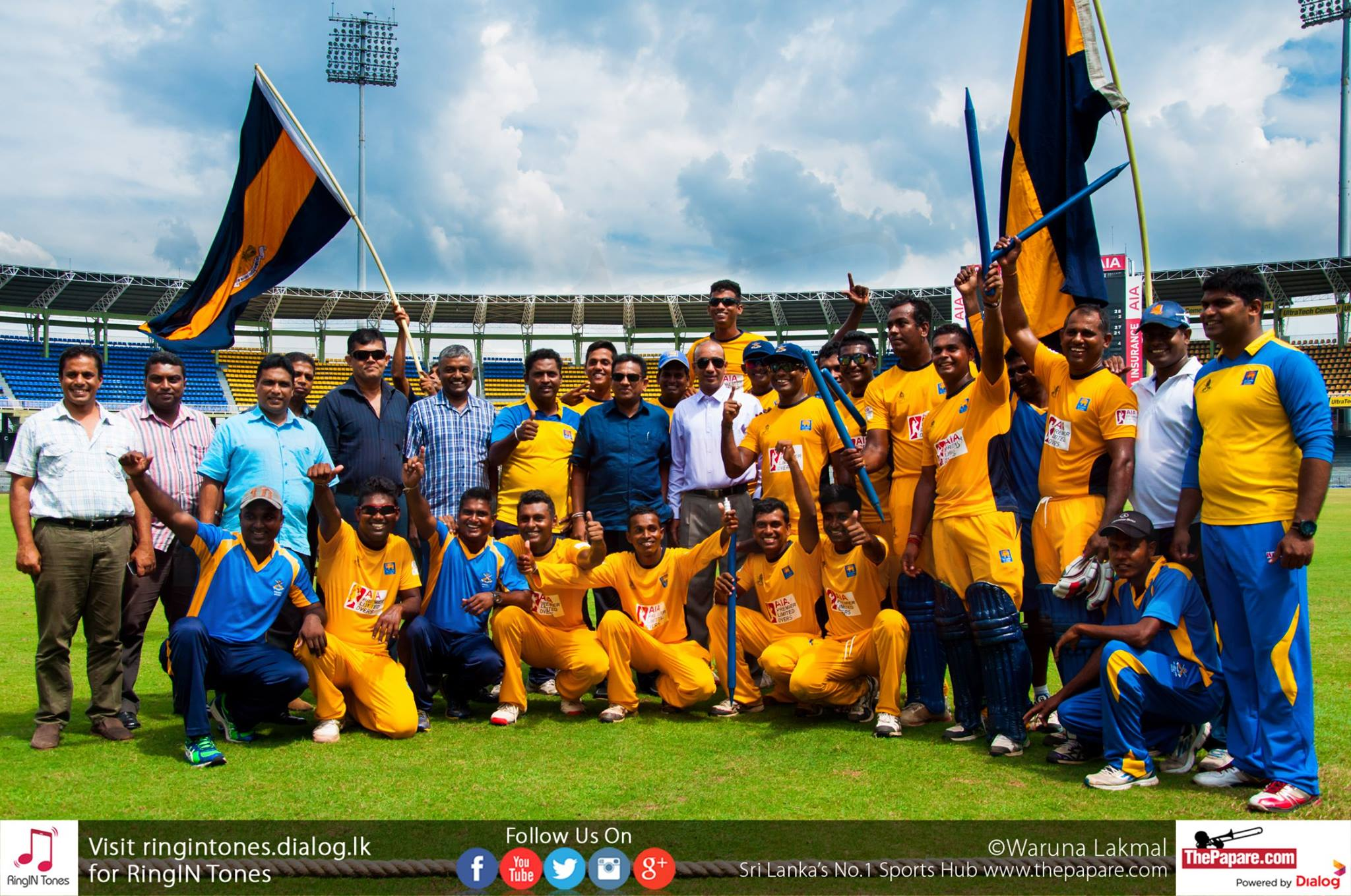 SL Army crowned Premier Club T20 Champions