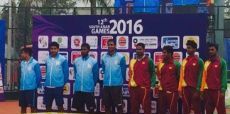 Sri Lanka Tennis bring home three Bronzes from SAG