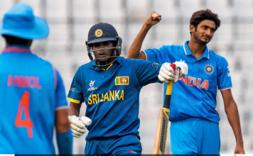 Red hot India U19s too good for Sri Lanka in the semis