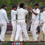 Richmond's outright,Mahindians 1st innings wins bring glad to Galle