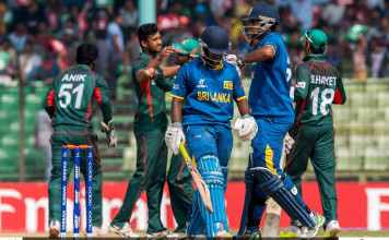 U19 CWC - Bangladesh upstage Sri Lanka to claim third-place