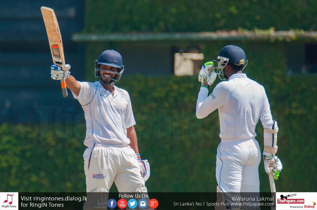 Sri Lanka 'A' vs Durham - Day 1
