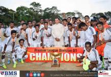 Pelicans SC v Moragasmulla SC Final | Premier League Div I (2016)