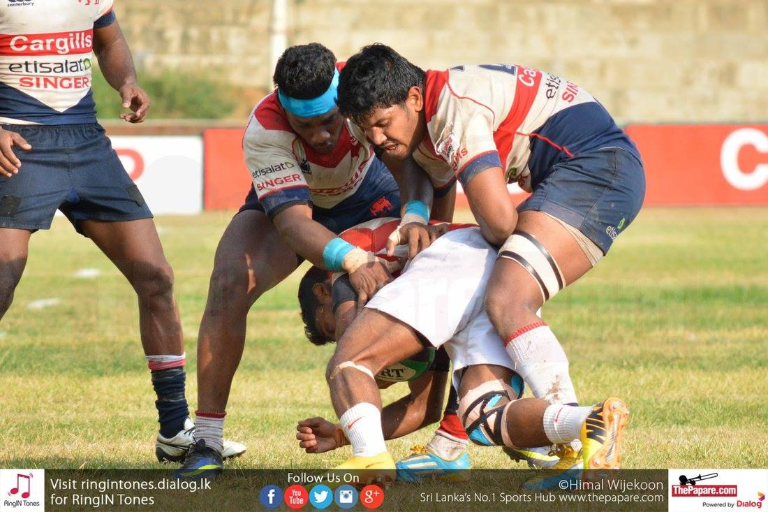 KANDY BARGES INTO THE SEMIS AFTER HUMILIATING CH & FC AT NITTAWELA