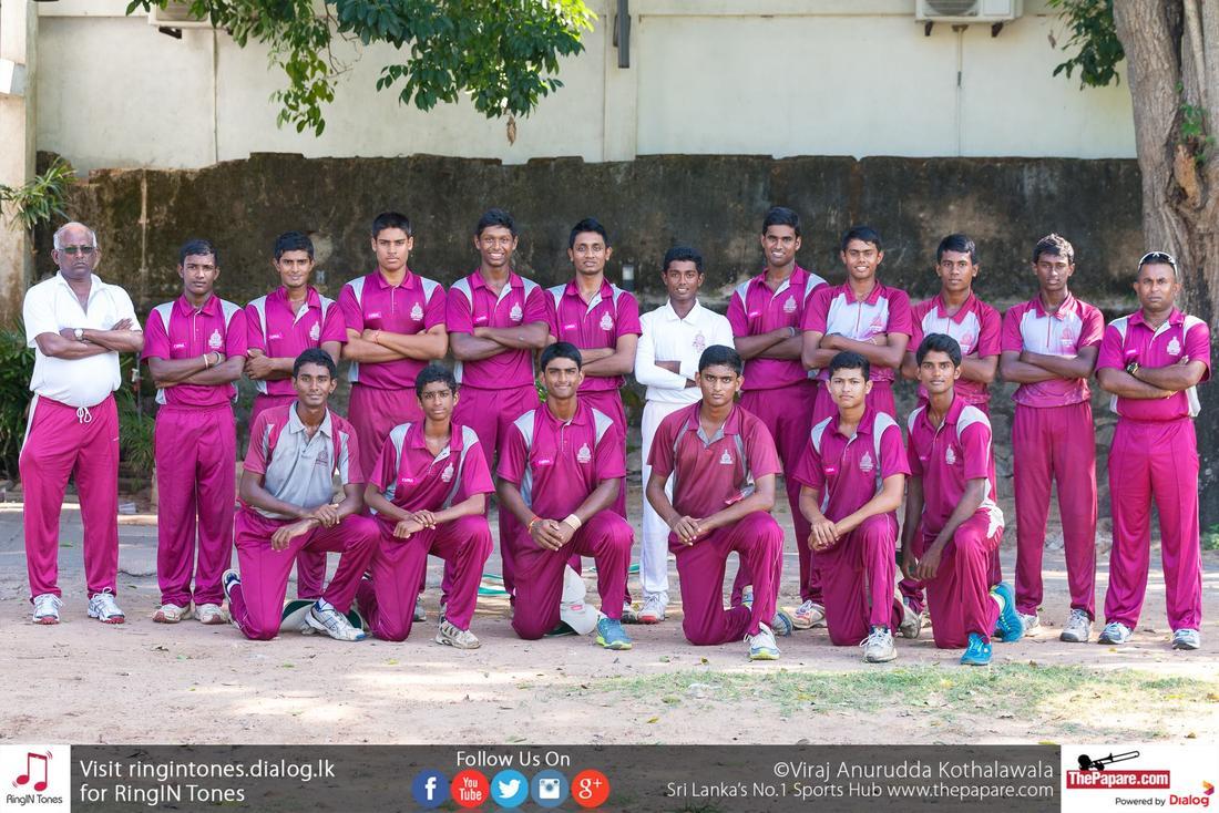 Nalanda College Cricket Team