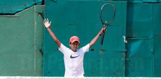 Photos: OXY Challenge tennis ranking tournament