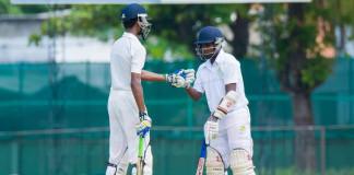 Junior cricket in full flow despite heavy rains