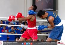 ABA Novices Boxing