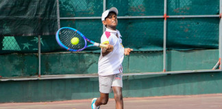 U13 inter-school tennis
