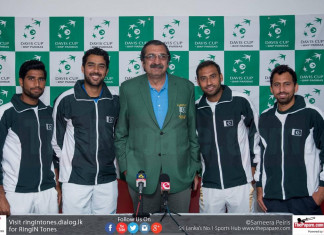 Pak vs China Davis Cup