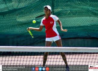 Under 15 tennis
