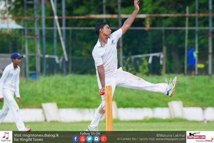 U17 Cricket – St. Peter's advance to semi-finals