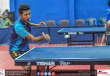 Central Province Table Tennis Championship 2016