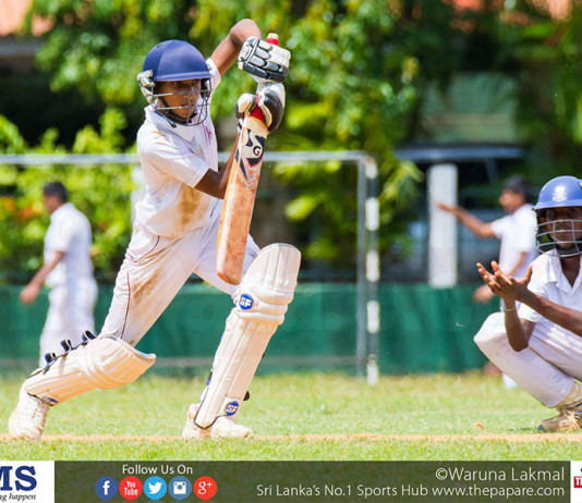 Sri Sumangala, DS & St Anthony's take U 13 honours