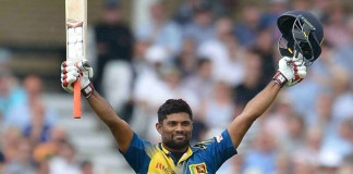 Seekkuge Prasanna, Sri Lanka's newest batting floater