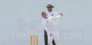SL U19 vs SA U19 - 2nd Youth Test - Day 1